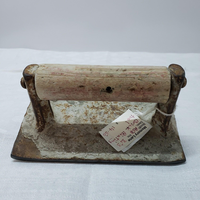 Antique Brick Pointing Tool