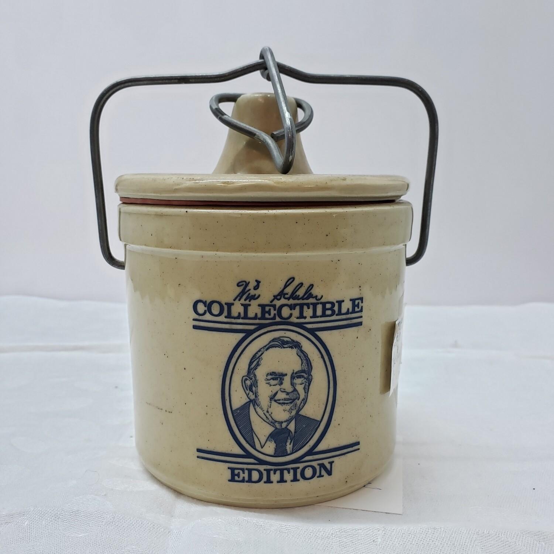 1985 Mustard pot