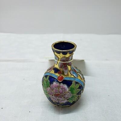 Cloisonné Small Vase