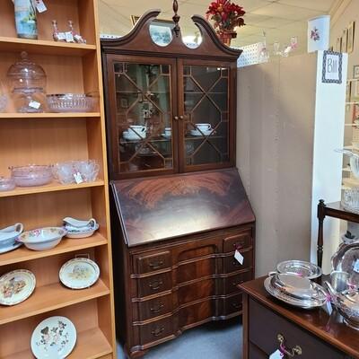 Antique Secretaries Desk, Showcase