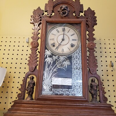 Antique East Lake Clock