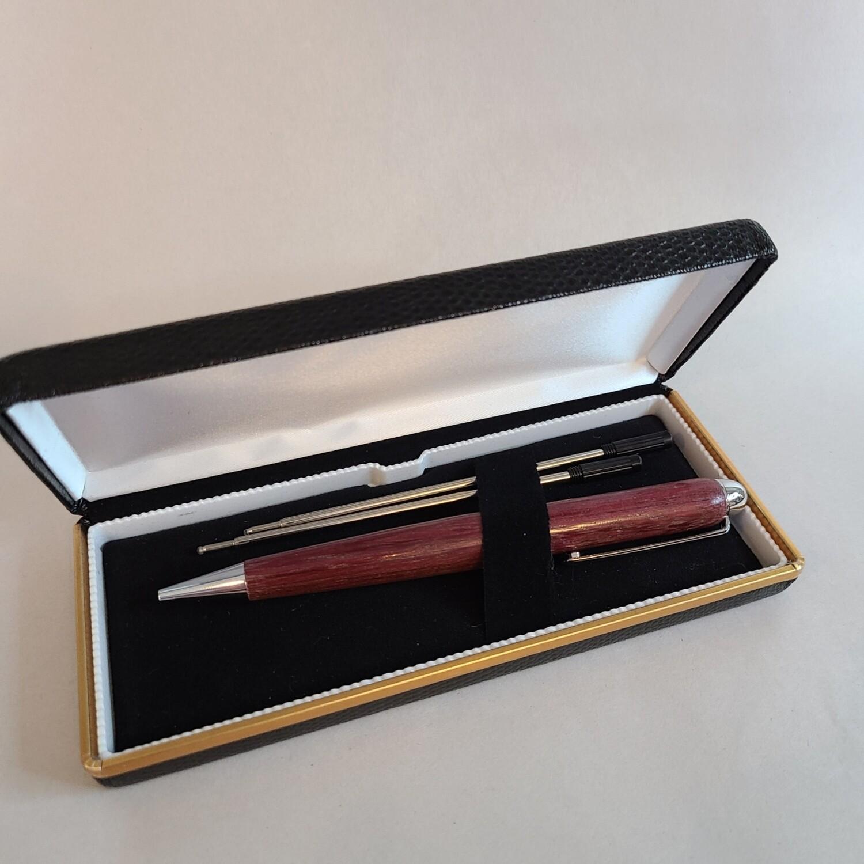 Handcrafted Wooden Cross Refill Pen