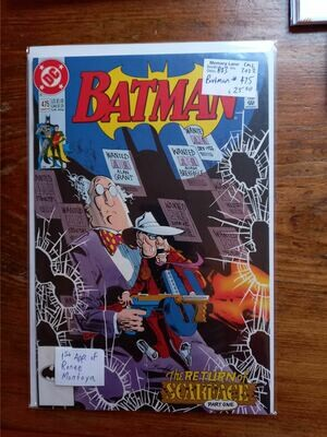 Batman # 475 - Comic - B73