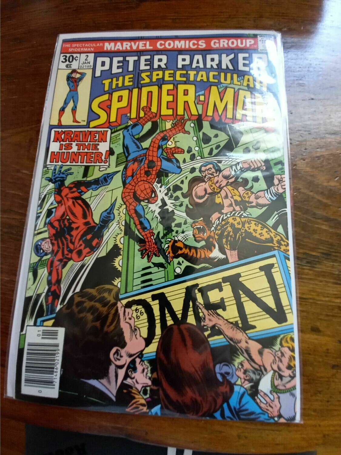 Spectacular Spider Man # 2  - Comic - B73