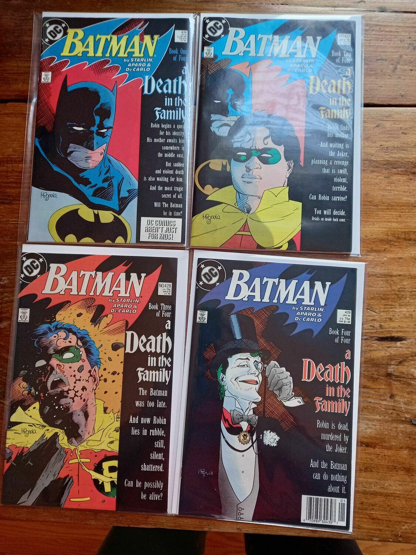 Batman : A Death In The Family - Comic - B73