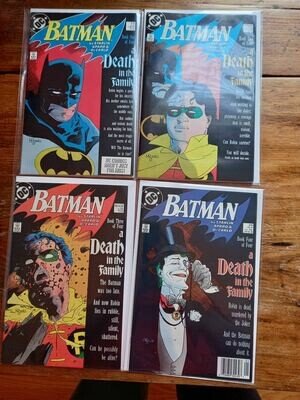 Batman : A Death In The Family - Comic - B73