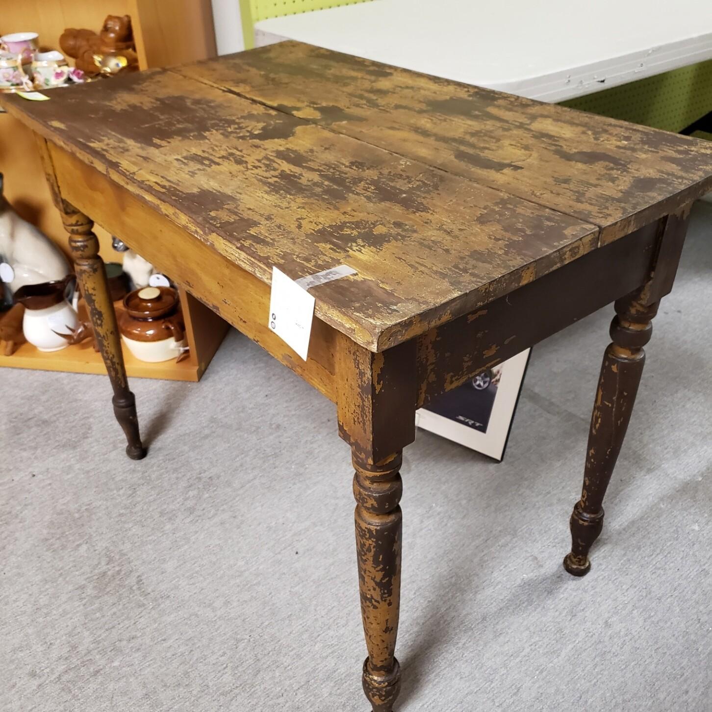 Rustic Work Table - B73