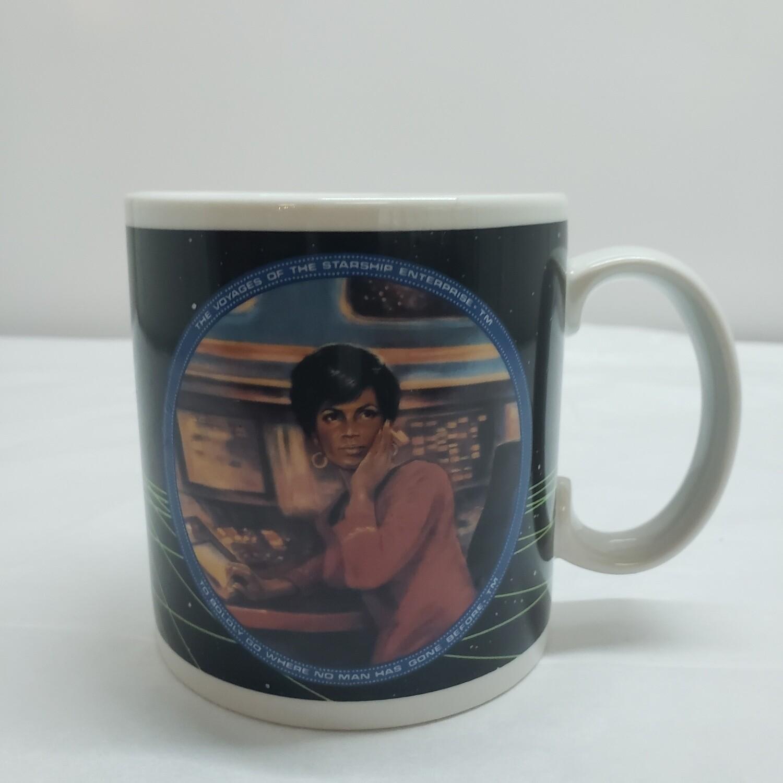 UHURA - Star Trek Mug - A39