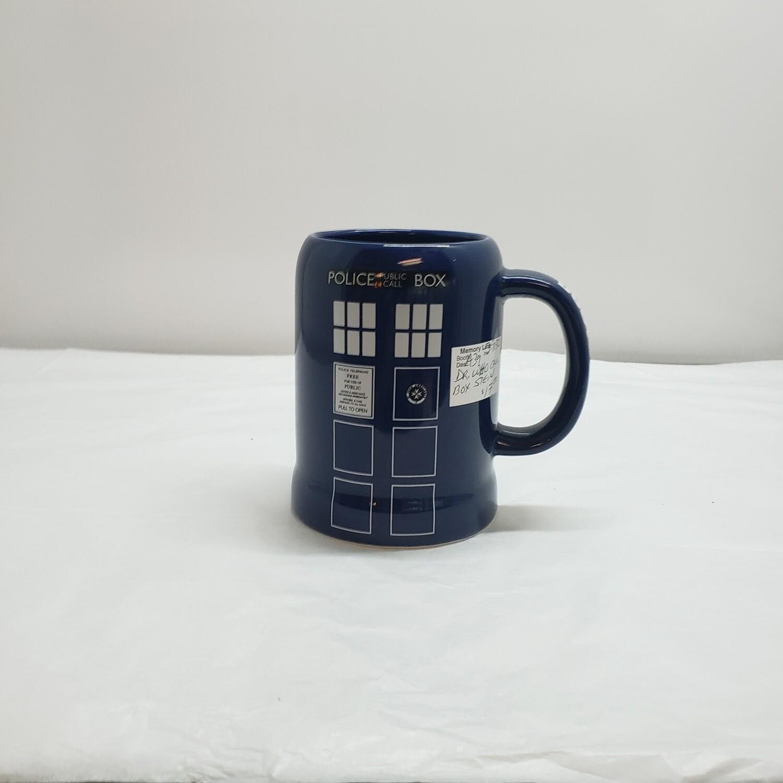 Dr Who - Tardis Mug - A39