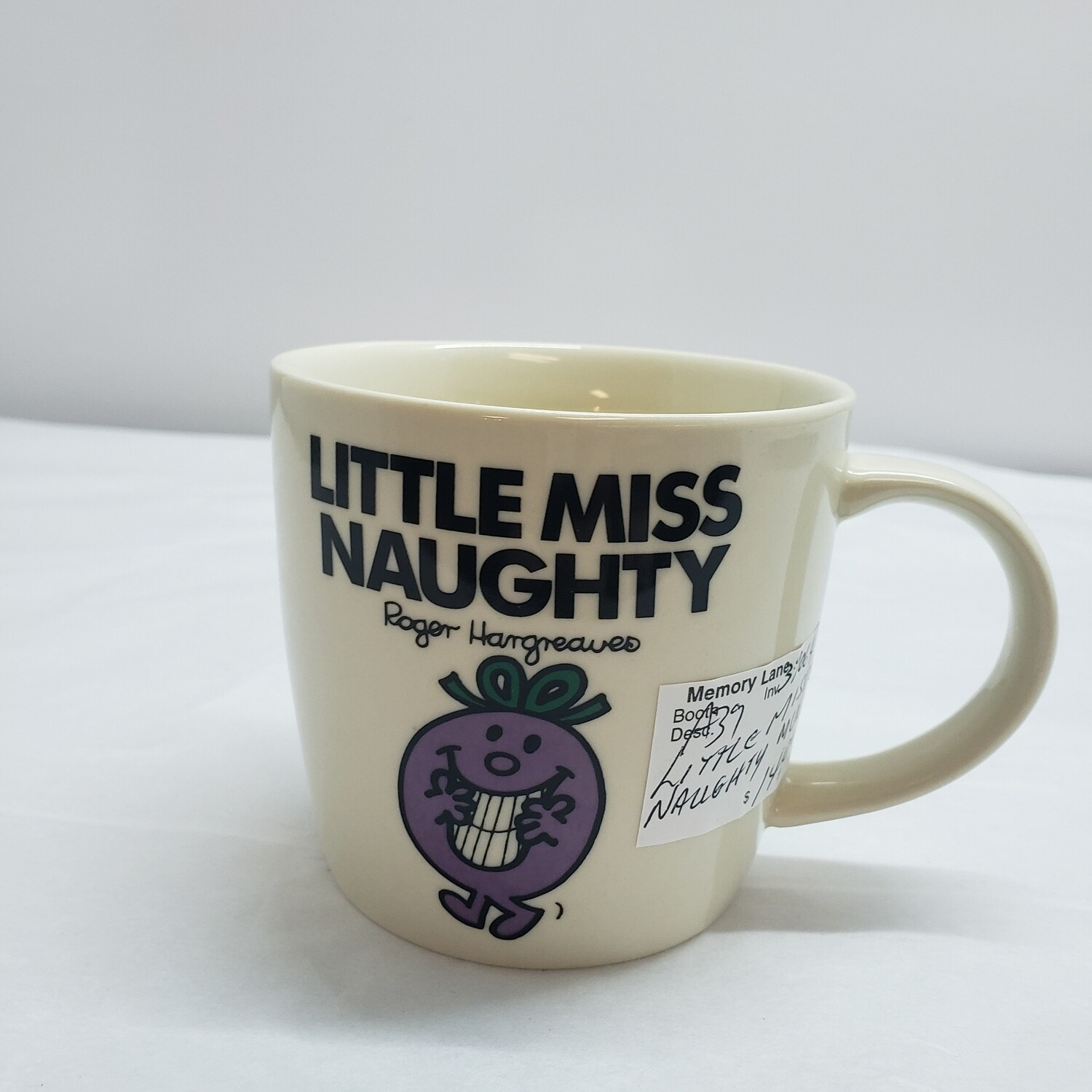 Little Miss Naughty - A39