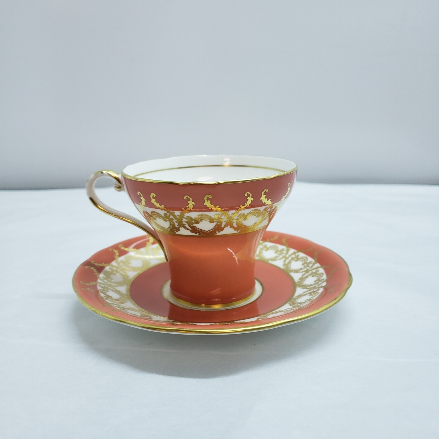 Aynsley - Cup and Saucer - C21