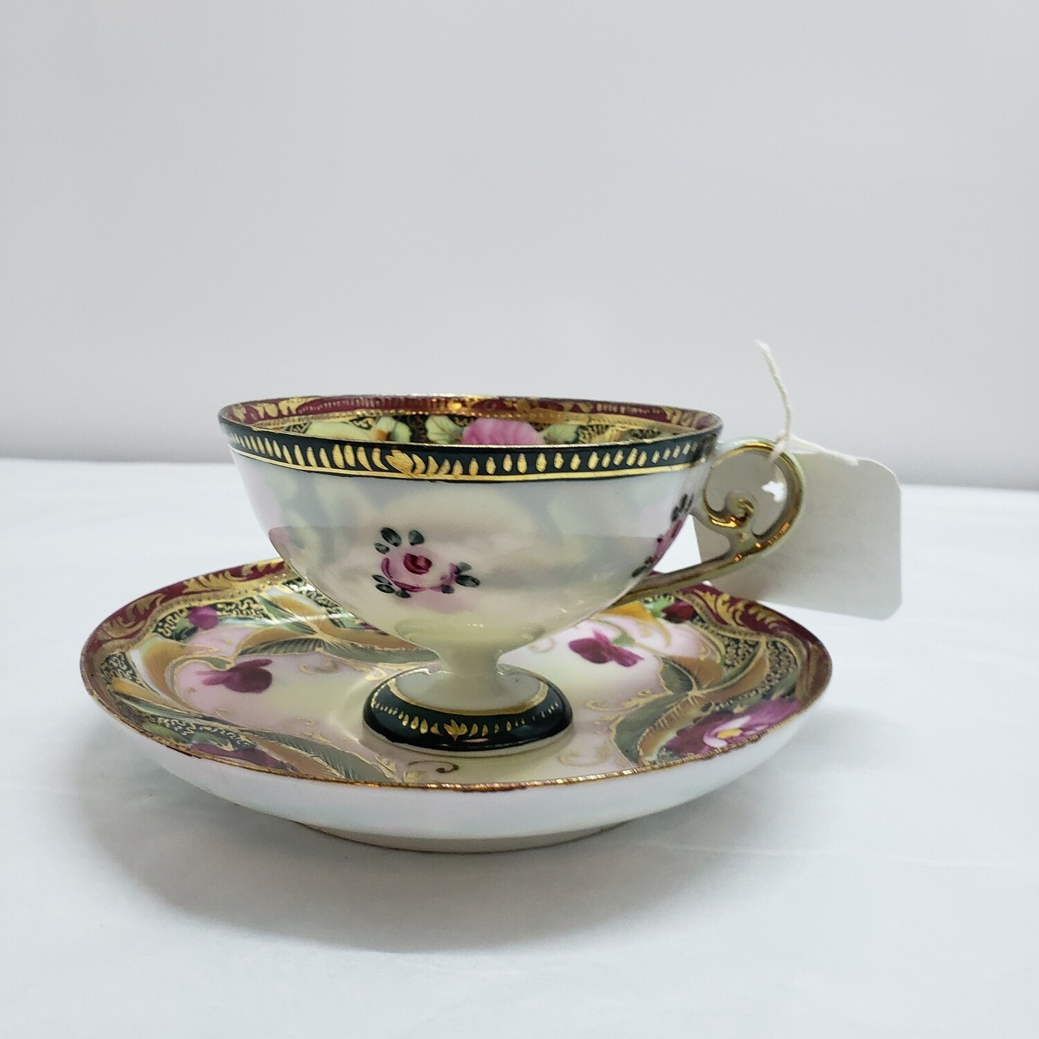 Antique Royal Nippon - Cup & Saucer - A25