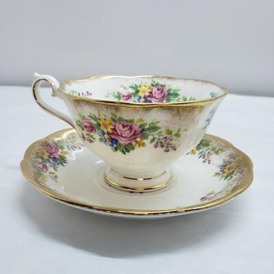 Royal Albert Tea Cup & Saucer - C21