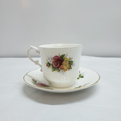 Royal Minster - Cup and Saucer - C21