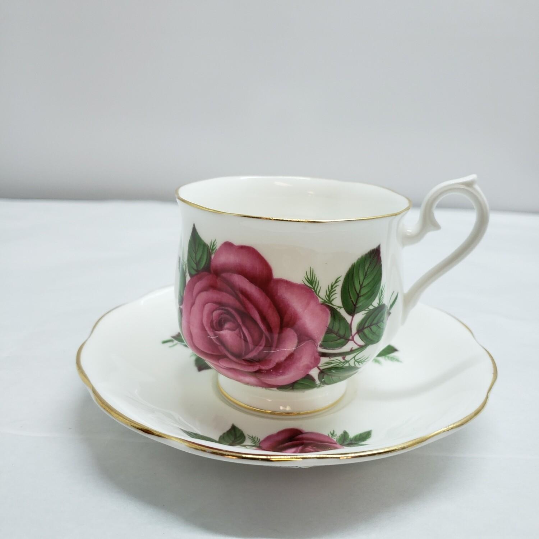 Royal Albert Tea Cup & Saucer - B43