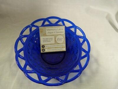 Cobalt Blue Candy Dish - Booth B85