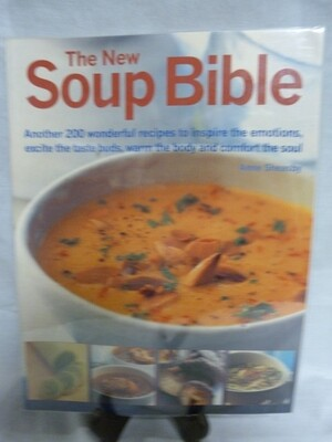 Coffee Table Book - The Soup Bible - B85