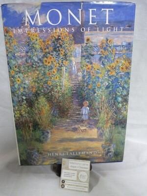 Coffee Table Book - Monet - B85