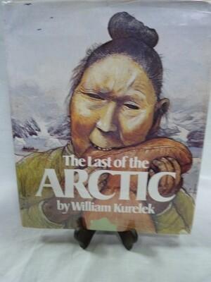 Coffee Table Book - The Last of The Artic - Kurelek - B85