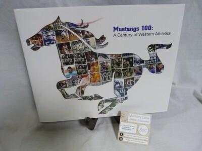 Coffee Table Book - Mustangs 100 - B85