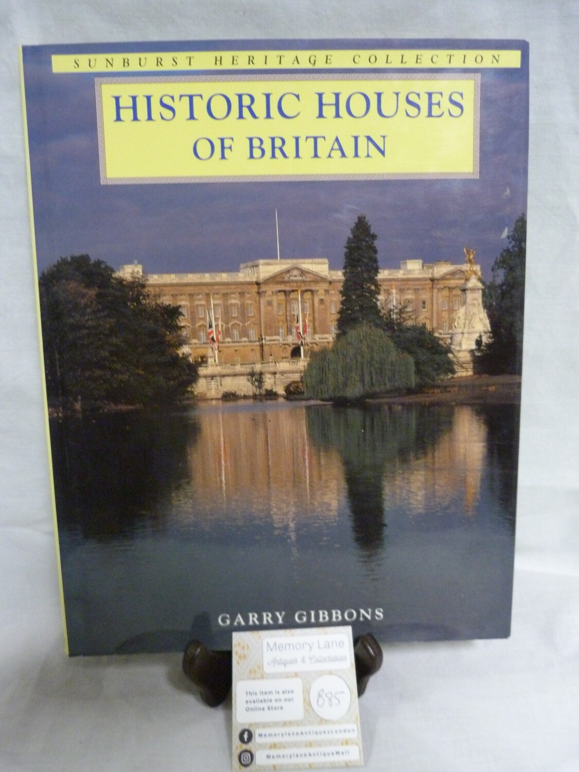 Coffee Table Book - Historic Houses - B85