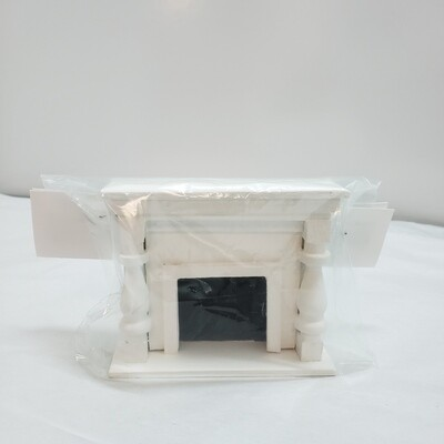 Doll House Furniture Fire Place - B60