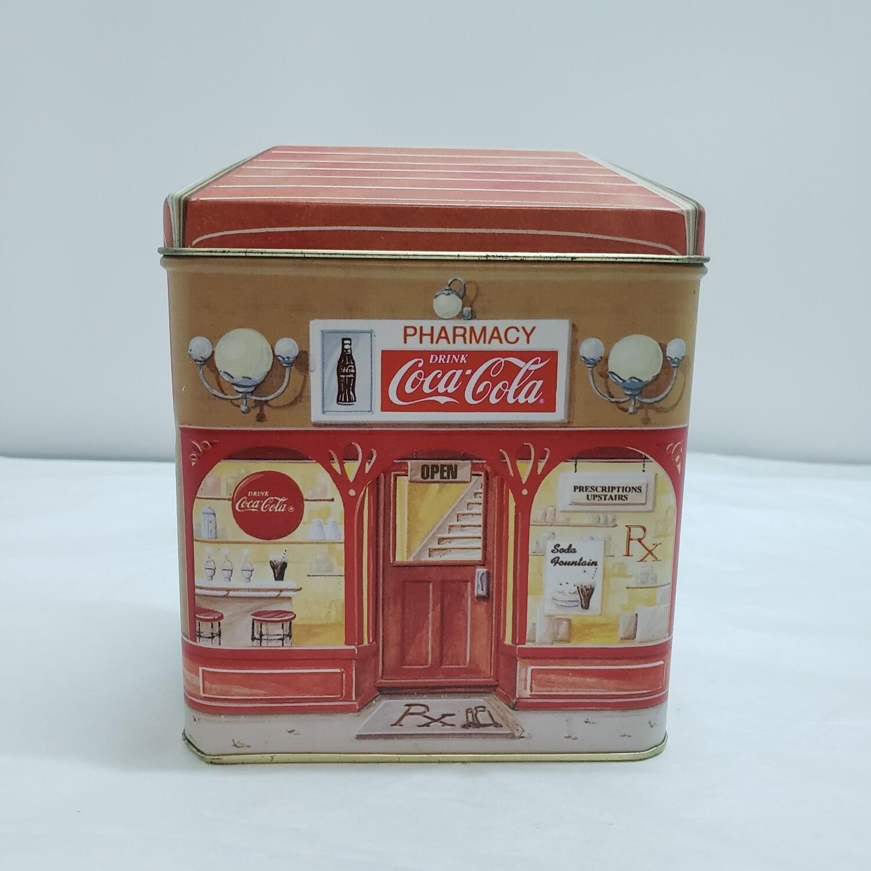 Retro Coke Tin - V96