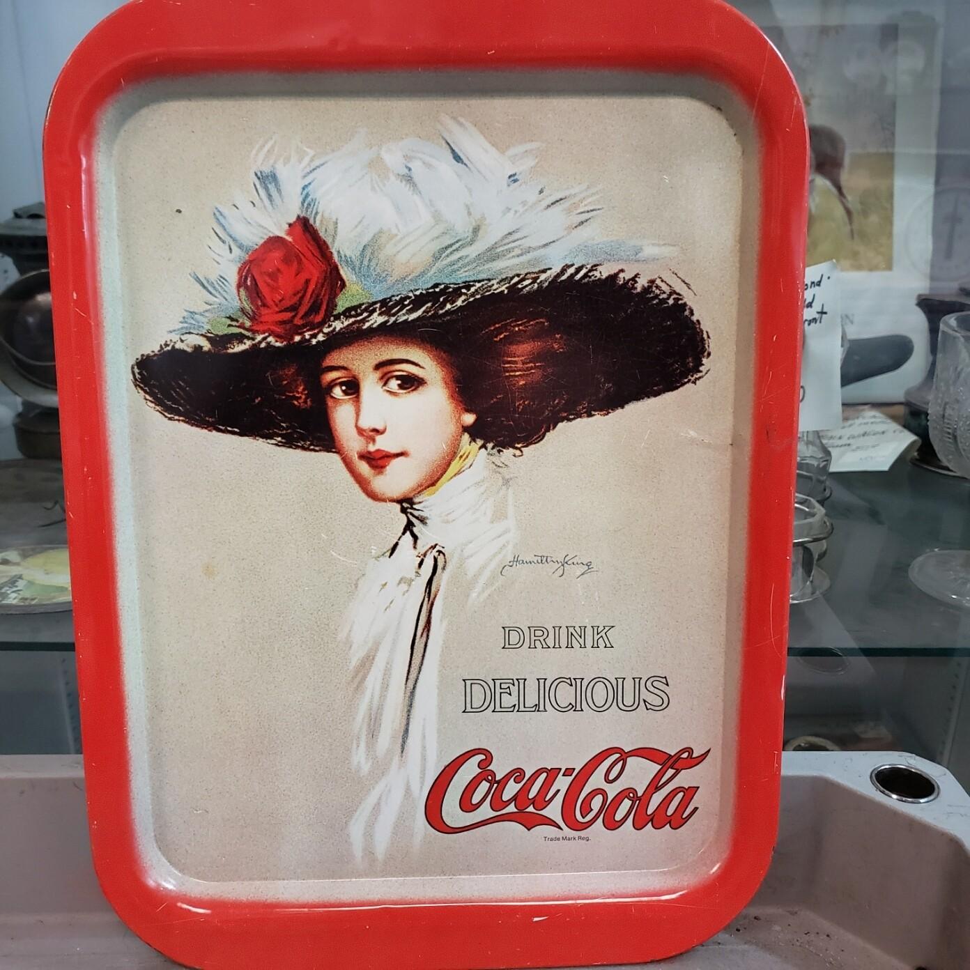 Coke Tray - V96