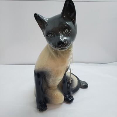 Siamese Cat Statue - B84