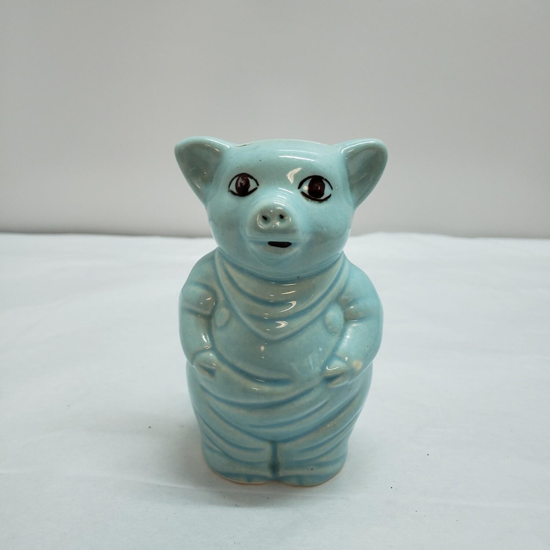 Pottery Piggy Bank - C62