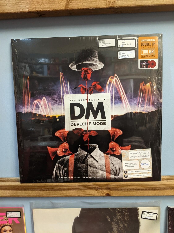 Depeche Mode - LP - Many Faces Tribute