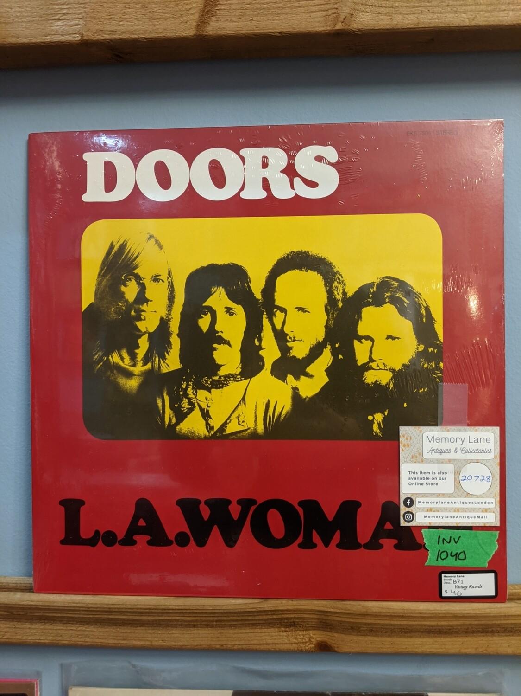 The Doors - LP - LA Woman