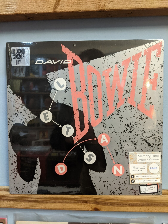 David Bowie - LP - Lets Dance RSD Exclusive