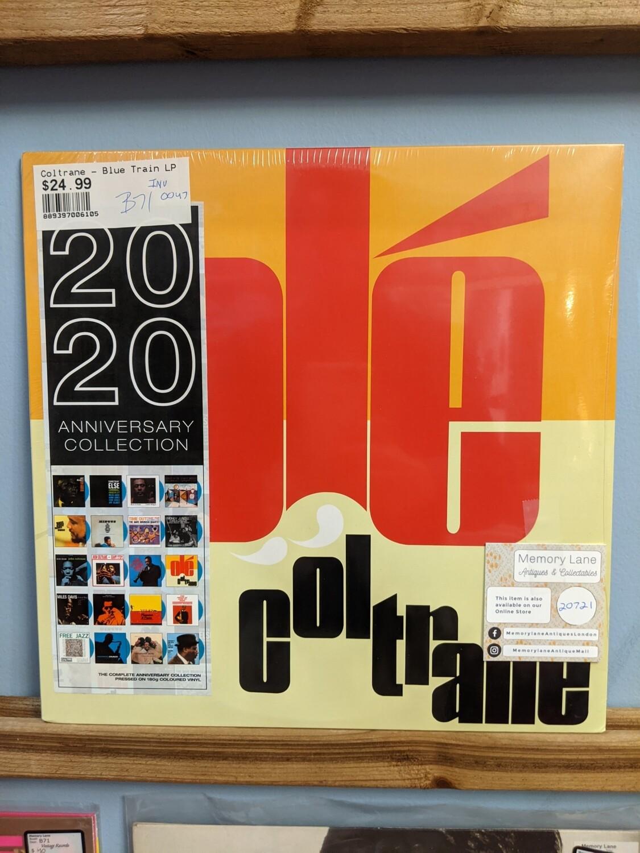 John Coltrane - LP - Ol Coltrane
