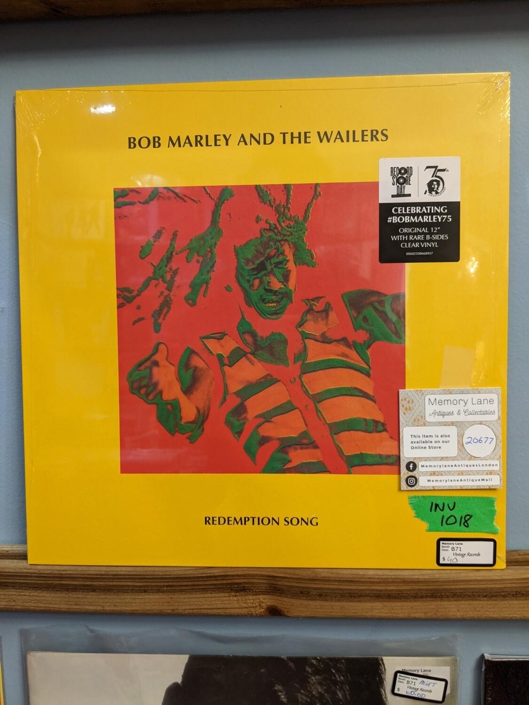 Bob Marley - LP - Redemption Song