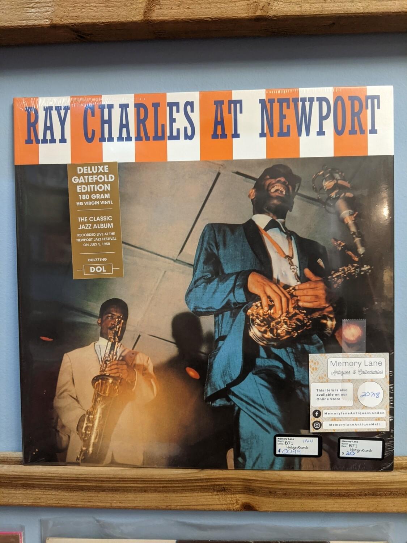 Ray Charles - Live at Newport