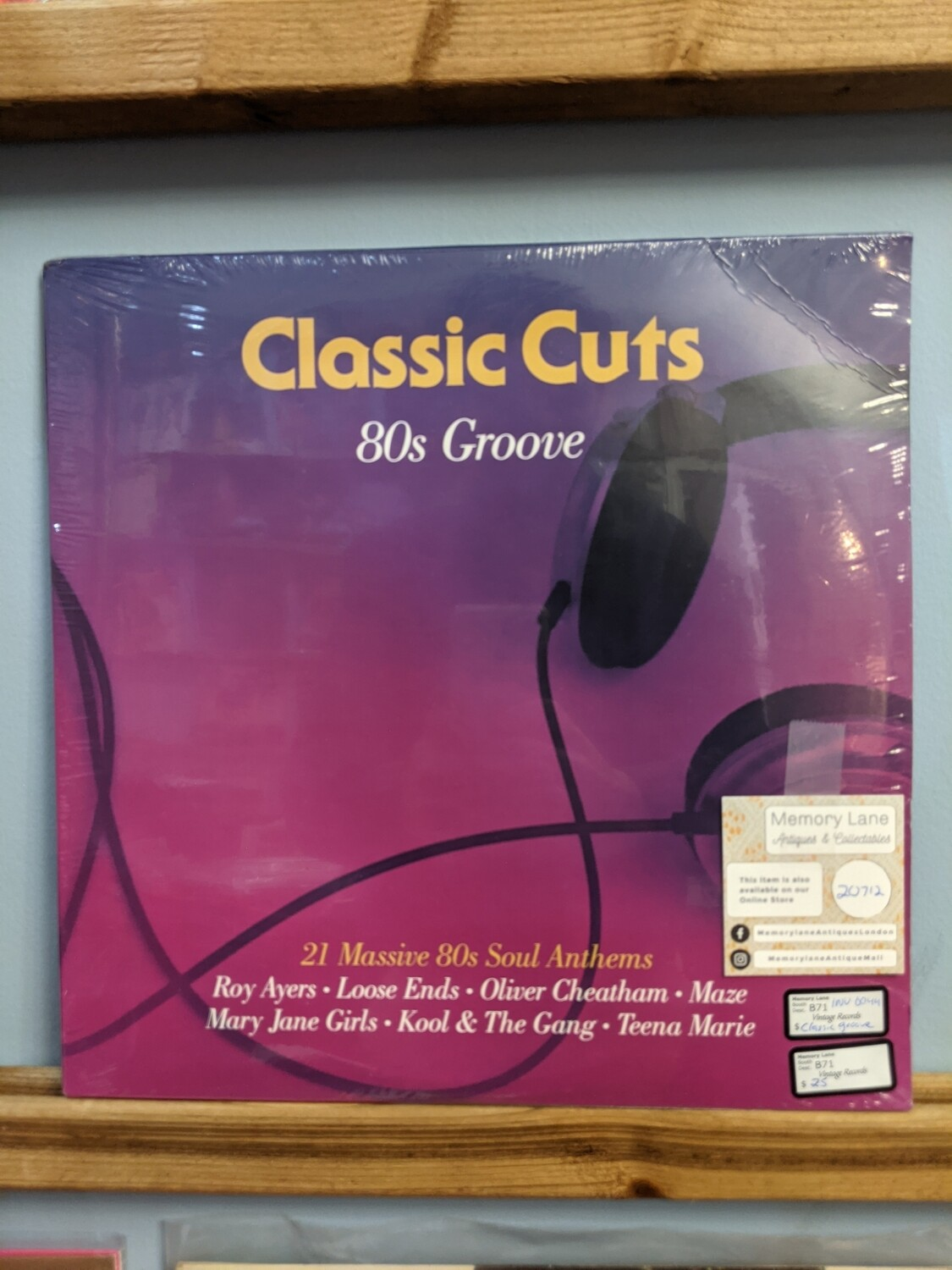 Classic Groove - LP - Compilation