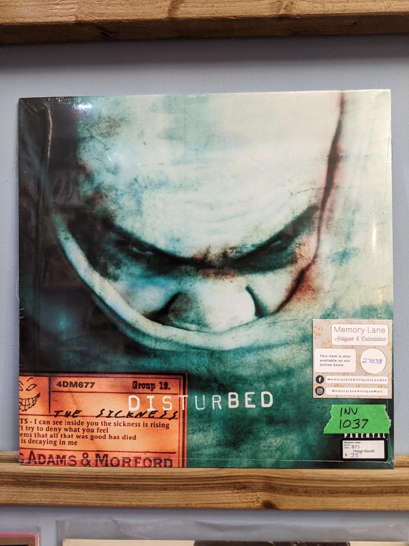 Disturbed -  LP - The Sickness