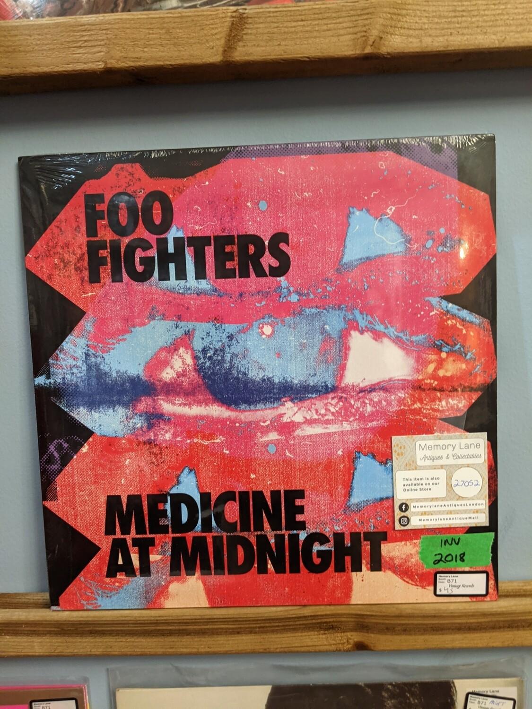 Foo Fighters -  LP - Medicine at Midnight