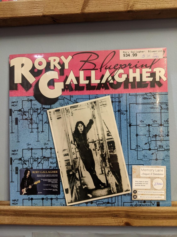 Rory Gallagher - LP - Blueprint