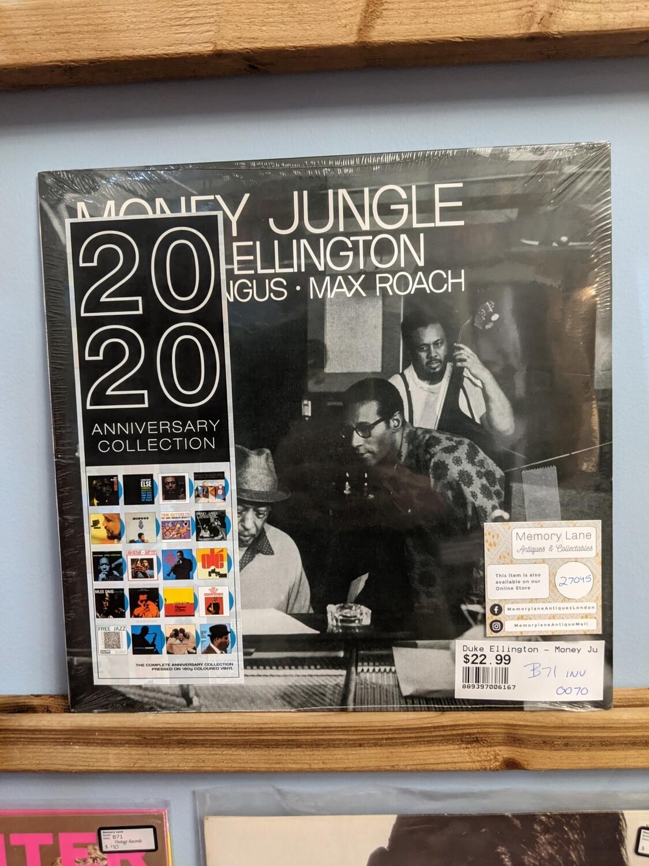 Duke Ellington -  LP - Money Jungle
