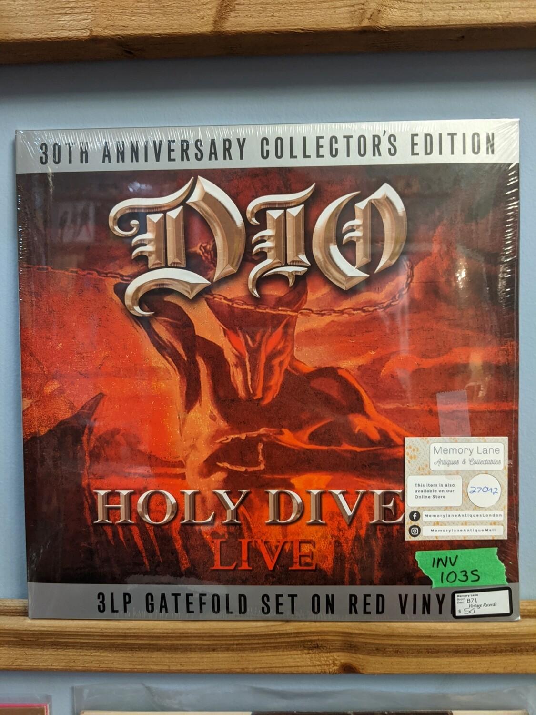 Dio -  LP - Holy Diver Anniversary Edition 3LP
