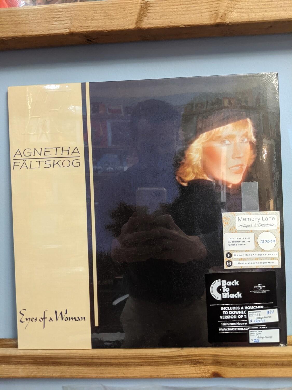 Agnetha Faltskog -  LP - Eyes of a Woman