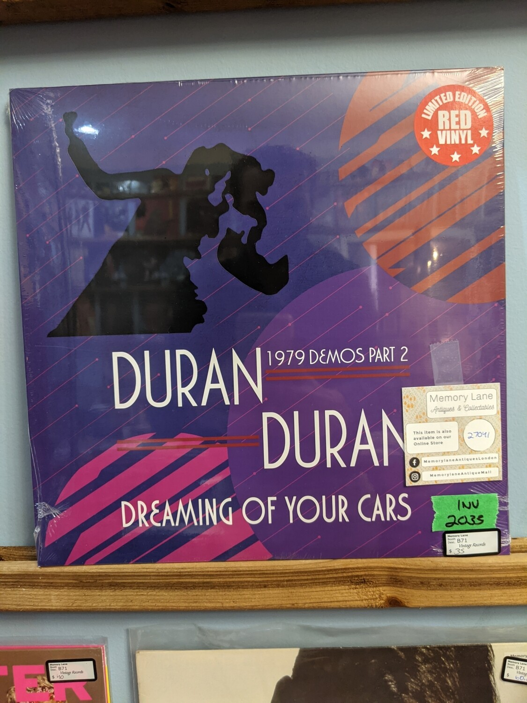 Duran Duran -  LP - 1979 Demos PT 2