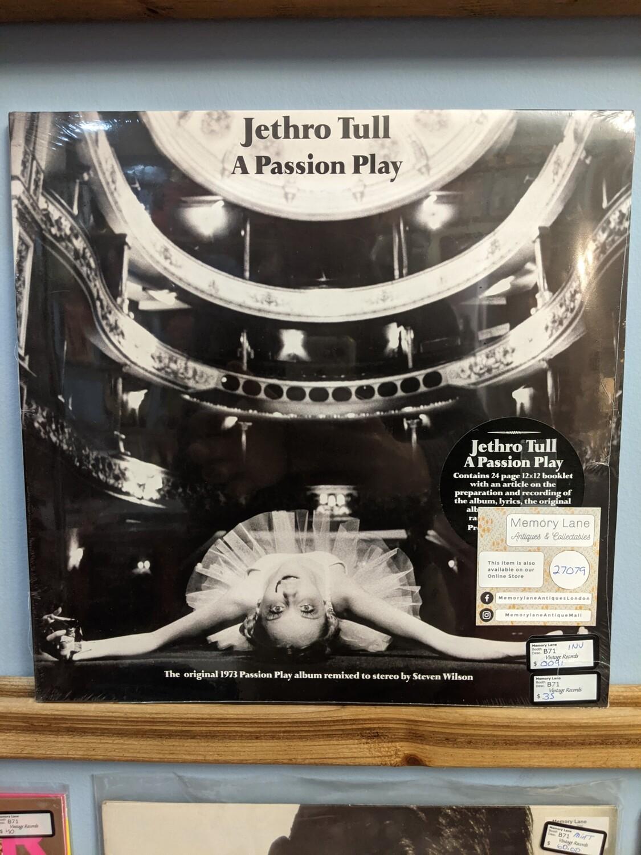 Jethro Tull - LP - Passion Play