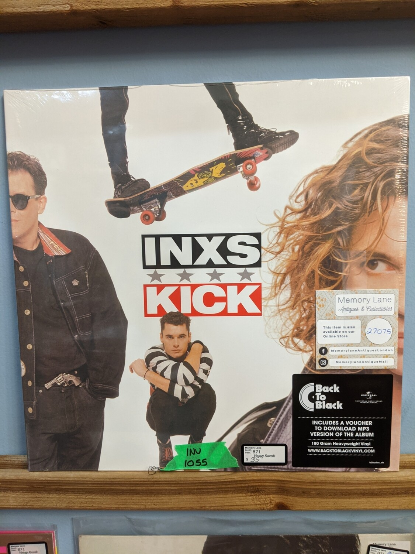 INXS - LP - Kick