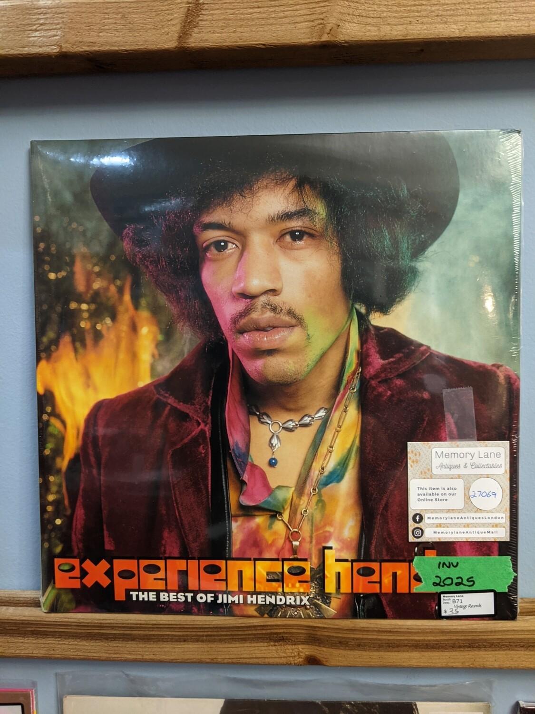 Jimi Hendrix - LP - Experience Hendrix
