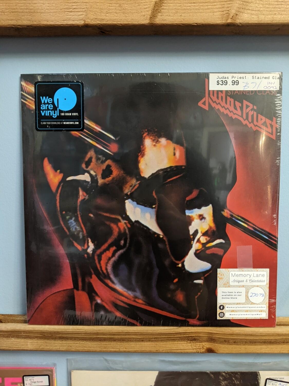 Judas Priest - LP - Stained Glass