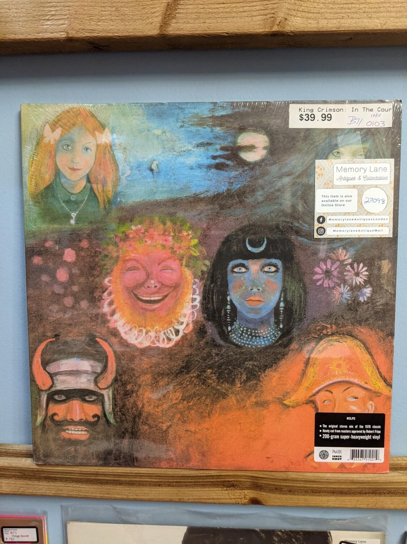King Crimson - LP - In The Wake Of Poseidon