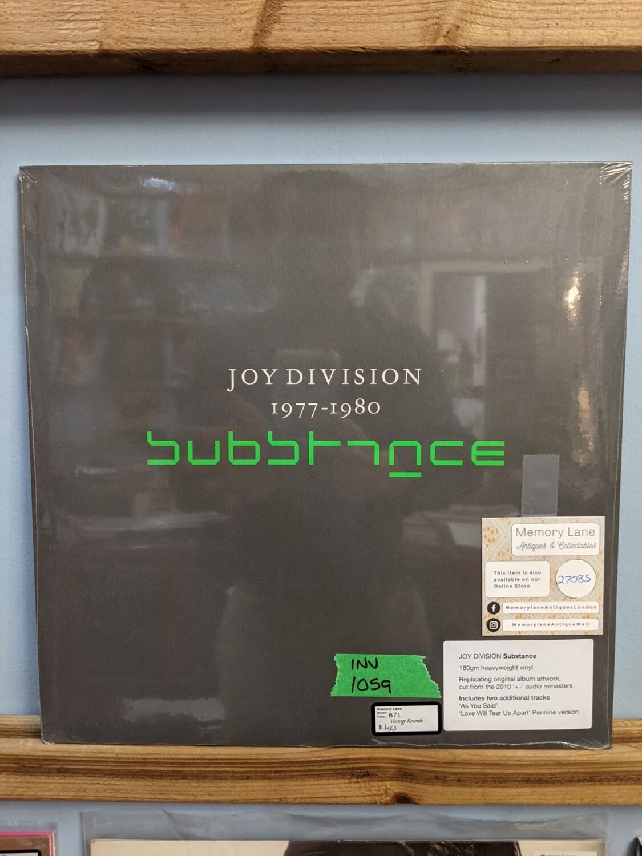 Joy Division - LP - Substance